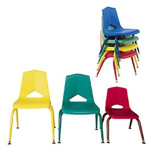 Royal Seating Quantum Preschool Chairs ROY110110GNGN